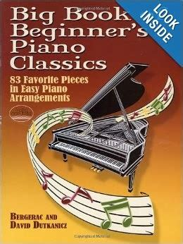 Favorite Piano Classics Dover Music For Piano
