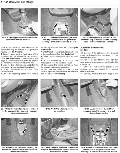 Fiat Punto Haynes Manual Free (ePUB/PDF)