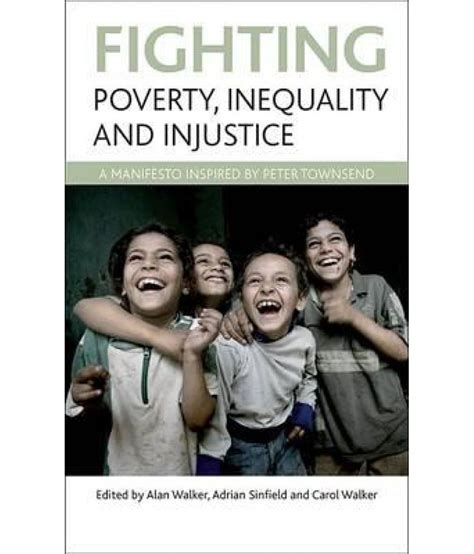 Fighting Poverty Inequality And Injustice Walker Alan Sinfield ...