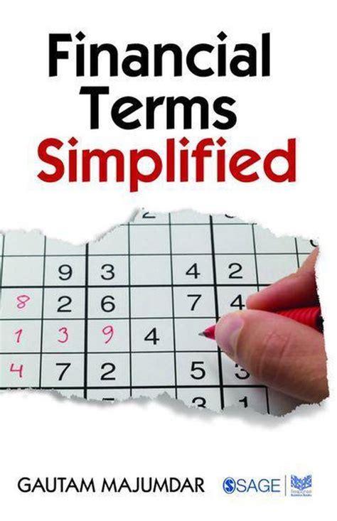 8c4680d4f416 Financial Terms Simplified Majumdar Gautam Majumdar (ePUB PDF)