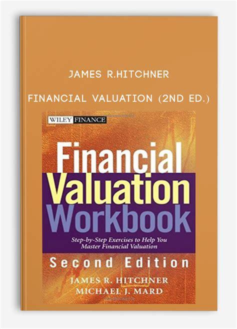 Financial Valuation Hitchner James R (ePUB/PDF) Free