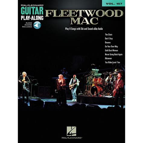 Fleetwood Mac Guitar Play Along Vol 157