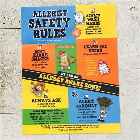 Food Allergies How To Stay Healthy And Safe