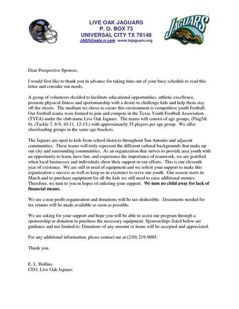 Football Team Donation Letter (ePUB/PDF) Free