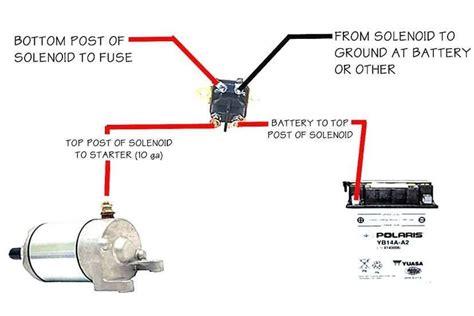 ford 302 starter wiring diagram