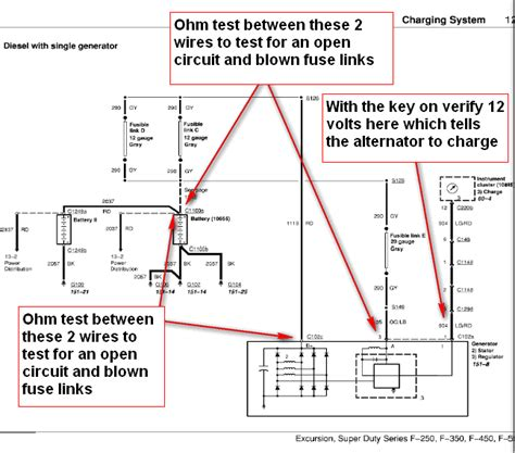 alternator wiring diagram ford images ford n wiring diagram ford 6 0 alternator wiring ford circuit wiring diagram