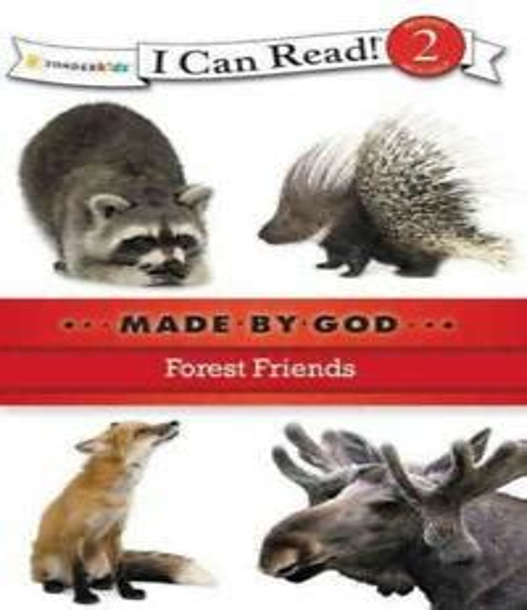 Forest Friends Zondervan (ePUB/PDF)