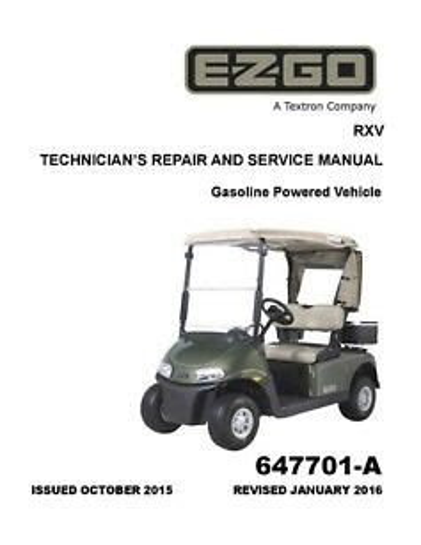 Free Ez Go Manual (ePUB/PDF)