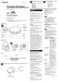 Free Hi Fi Manuals (ePUB/PDF)