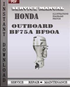 Free Honda Bf90a Shop Repair Manual (ePUB/PDF) Free
