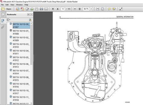 Free Manual Book Engine 4g15 (ePUB/PDF) Free