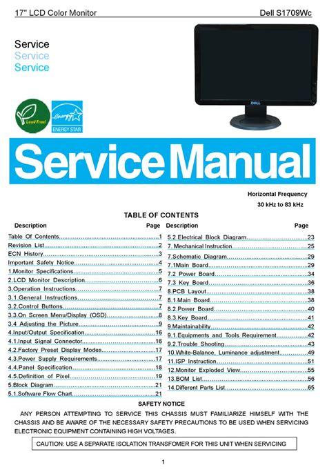 Free Repair Manual S (ePUB/PDF) Free