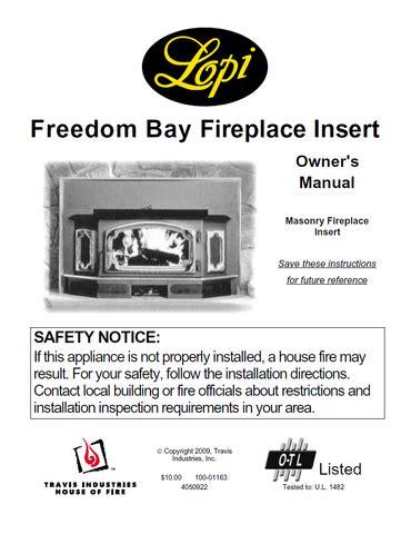 Freedom Bay Lopi Manual (ePUB/PDF)