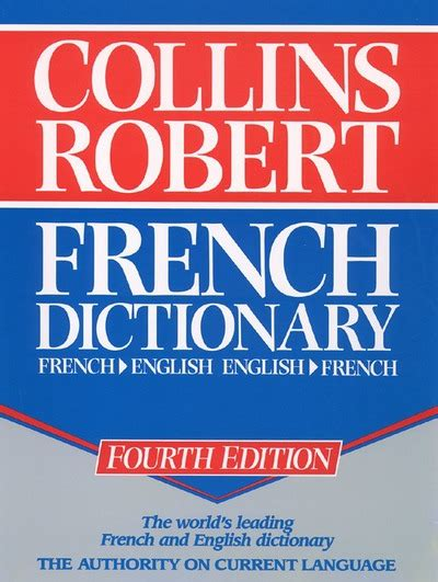 French To English Dictionary Collins Digital Dictionaries
