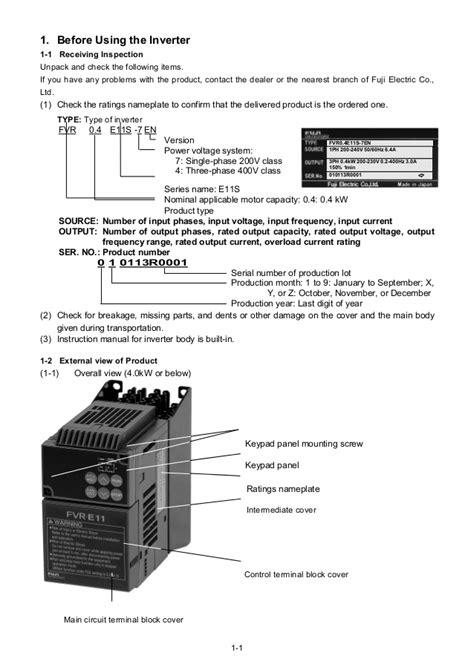 Fuji E11 Manual (ePUB/PDF)