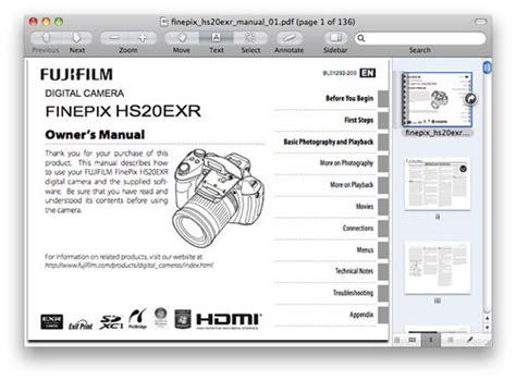 Fuji Hs20 Repair Manual (Free ePUB/PDF)