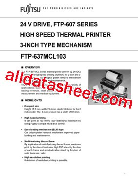 Image Fujitsu FTP-637DCL218 Printer Software Download