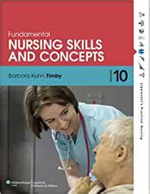 Fundamental Nursing Skills And Concepts