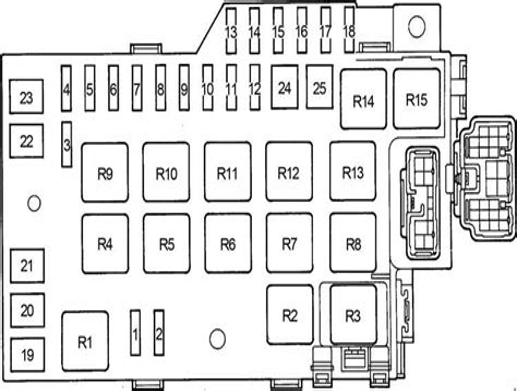 Fantastic Fuse Diagram For 1993 Lexus Ls400 Epub Pdf Wiring Digital Resources Remcakbiperorg