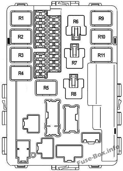 fuse diagram for 2007 murano