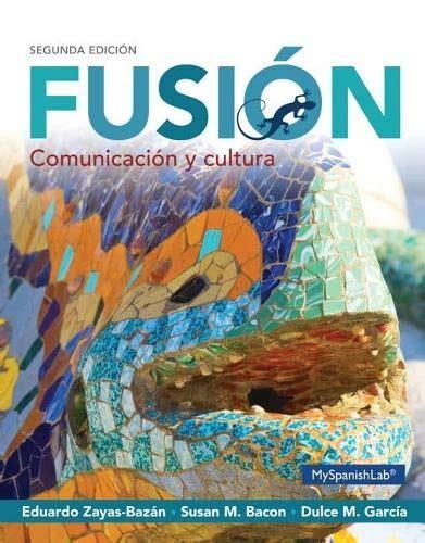 Fusion Comunicacion Y Cultura Student Activities Manual (ePUB/PDF)