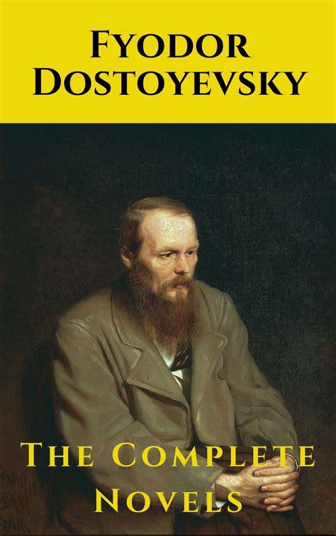 Fyodor Dostoyevsky The Complete Novels (ePUB/PDF) Free