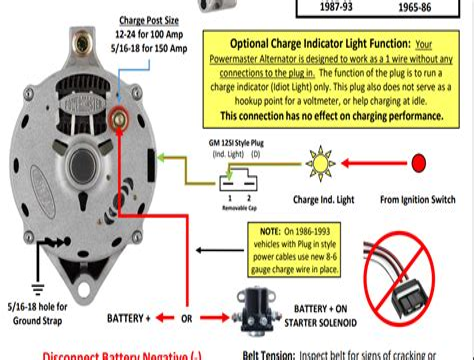gm wire alternator wiring diagram images gm alternator wiring gm single wire alternator wiring mg engine swaps forum