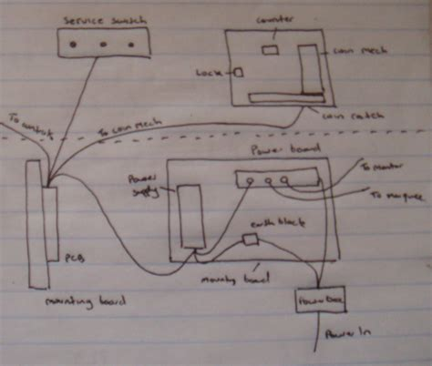 Download Galaga Wiring Diagram From mans.thorbenr.de on