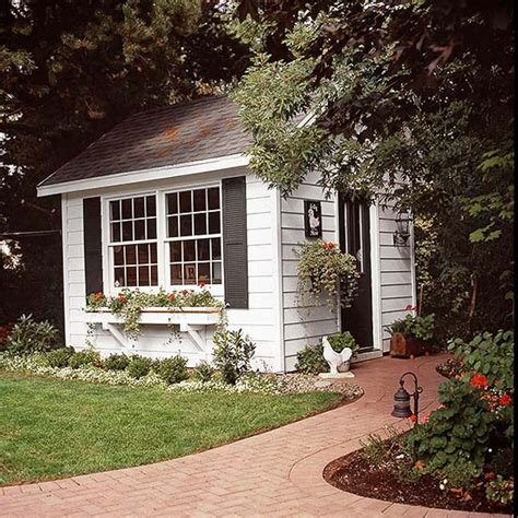 Garden Shed Plans Better Homes and Gardens