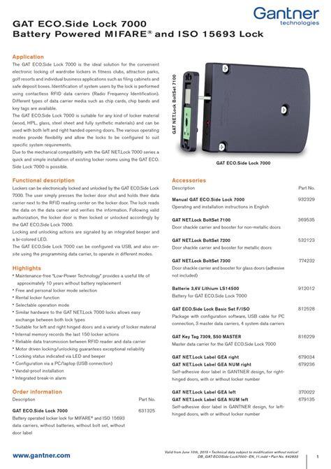 Gat Manual (ePUB/PDF) Free
