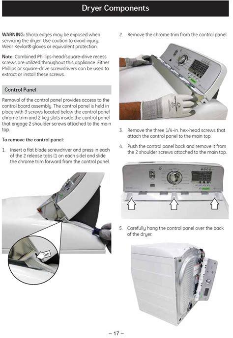 Ge Profile Dryer Manual (ePUB/PDF) on