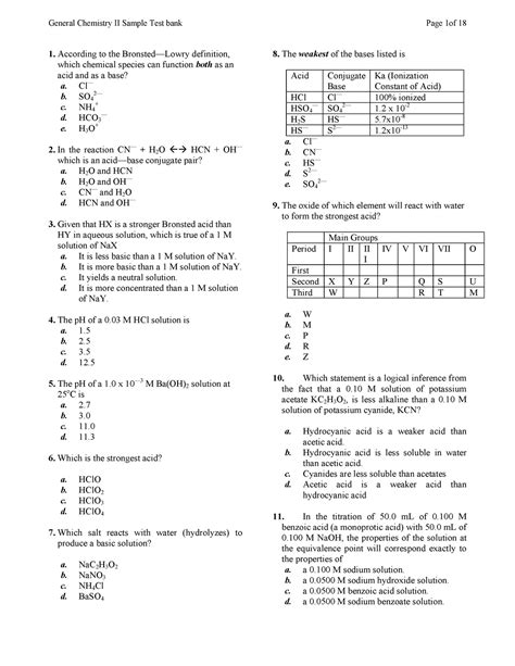 General Chemistry Practice Test For The Dat (ePUB/PDF) Free