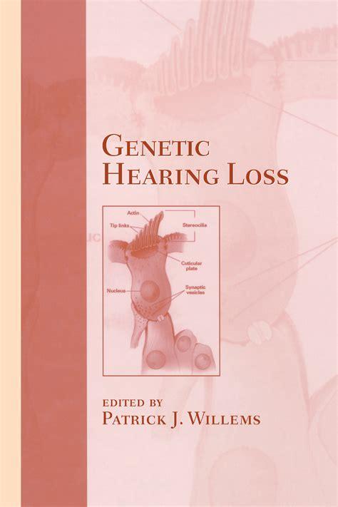 Genetic Hearing Loss Willems Patrick J (ePUB/PDF)