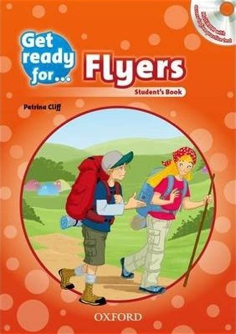 Get Ready For Flyers Students Book Cd Pack