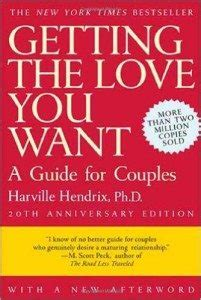 Getting The Love You Want A Guide For Couples Author Harville Hendrix Published On March 2008