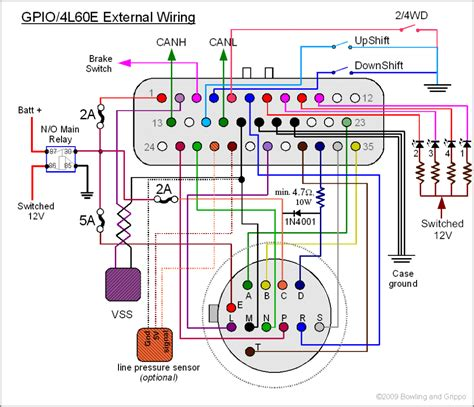 Pleasant Gm 4L60E Wiring Harness Diagram 1999 Epub Pdf Wiring Database Ilarigelartorg