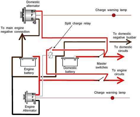 gm marine alternator wiring