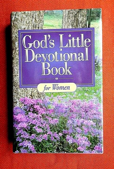 Gods Little Devotional For Women Gods Little Devotional Book ...