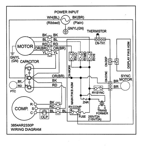 Air Conditioner Wiring Diagram Capacitor from ts1.mm.bing.net