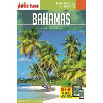 Guide Bahamas Carnet Petit Fute (ePUB/PDF)