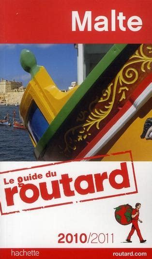 Guide Du Routard Malte 2010 2011