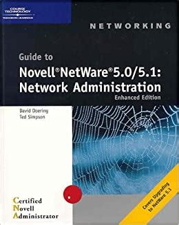 Fabulous Guide To Novell Netware 5 0 5 1 Network Administration Enhanced Wiring Digital Resources Funapmognl