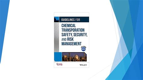 Tremendous Guidelines For Chemical Transportation Safety Security And Risk Wiring Digital Resources Sapredefiancerspsorg