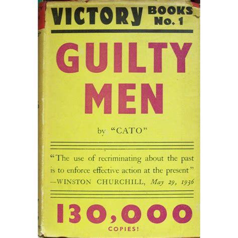 b692d0ddf0 Guilty Men Cato (ePUB PDF)