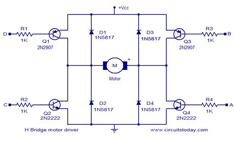 H Bridge Circuit Diagram Dc Motor (ePUB/PDF) Free