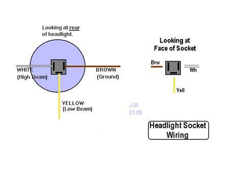 h6024 headlight wiring diagram