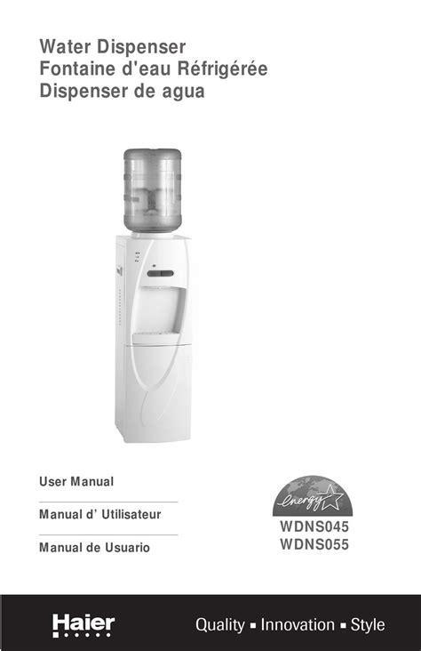 Haier Wdns045 Manual (ePUB/PDF)