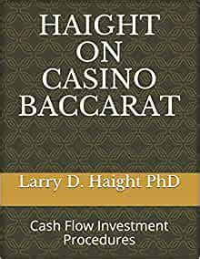 Haight On Casino Baccarat Cash Flow Investment Procedures Art Of Investment