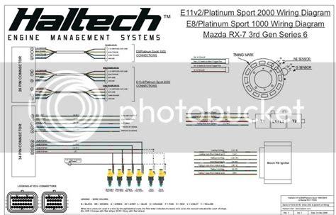 Haltech E6x Wiring Diagram - Wiring Diagram Sheet on
