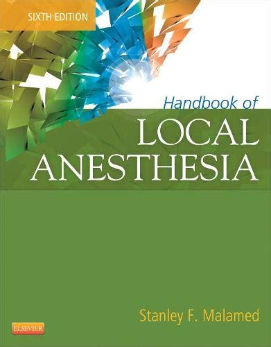 Handbook Of Local Anesthesia Text With Malameds Local Anesthesia ...
